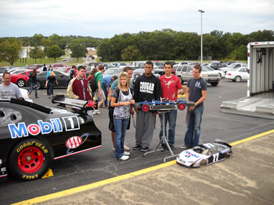 Pro1 1/4 Scale Racing      Designers and Builders of Quarter